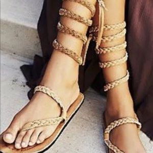 Free people HMH Tarahumara sandals